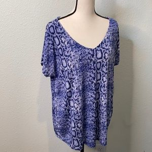 Jaclyn Smith Women's Spring/Summer Top Size XL